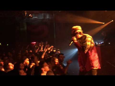 Salmo - Live in Amsterdam @ Sugar Factory - full video