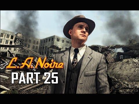 LA NOIRE Gameplay Walkthrough Part 25 - Nicholson Electroplating (5 STAR Remaster Let's Play)