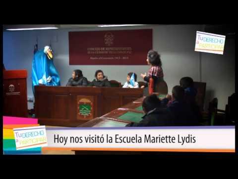 videoTDAP COncejo Meriette Lydis
