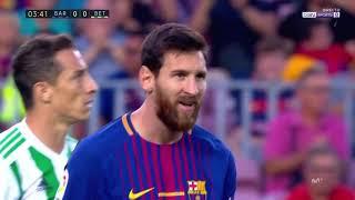 Barcelona vs Real Betis Partido Completo Jornada 1 Liga 2017-2018