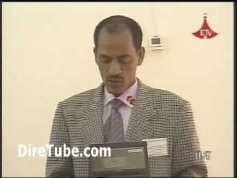 Ethiopian journalists' association gave training