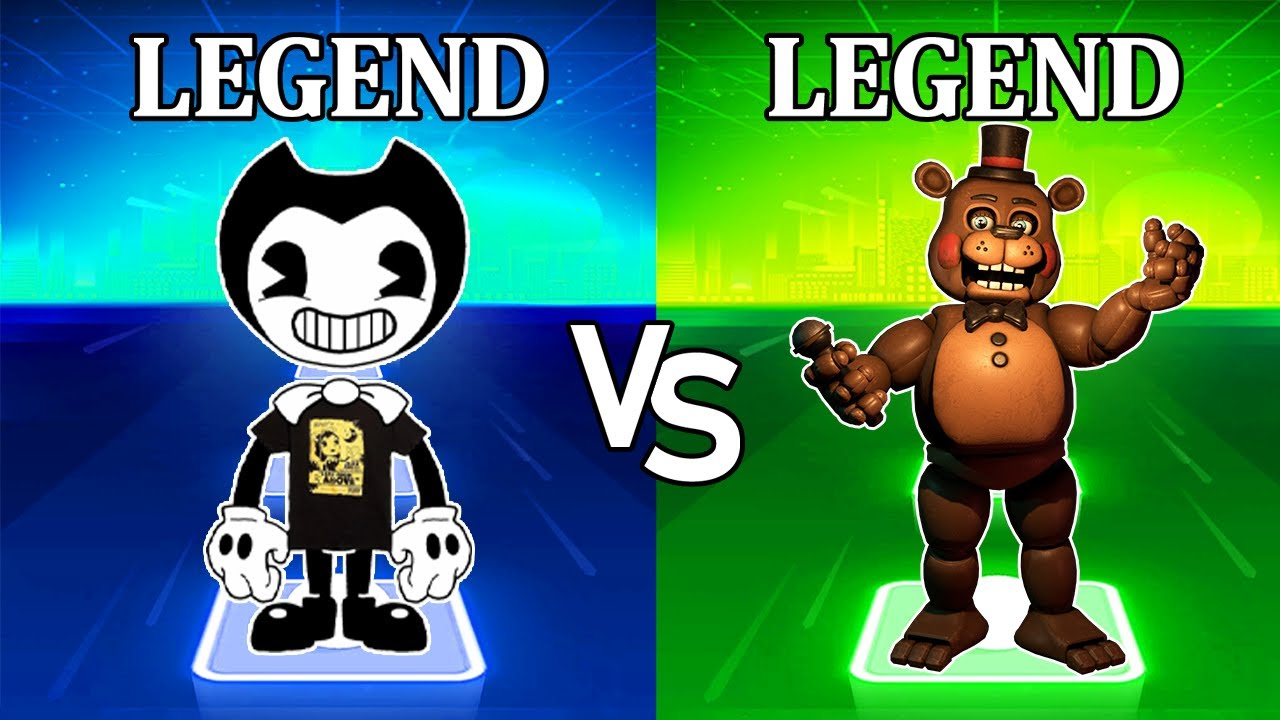 Download Five Nights At Freddy's VS Bendy & The INK Machine
