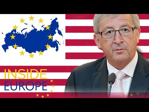 United States of Europe - How far will European integration go?