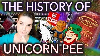 Unicorn Pee - Official Unofficial History of Clarins 230
