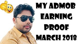 admob earning