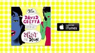 David Guetta feat. Skylar Grey - Shot Me Down (Trailer)