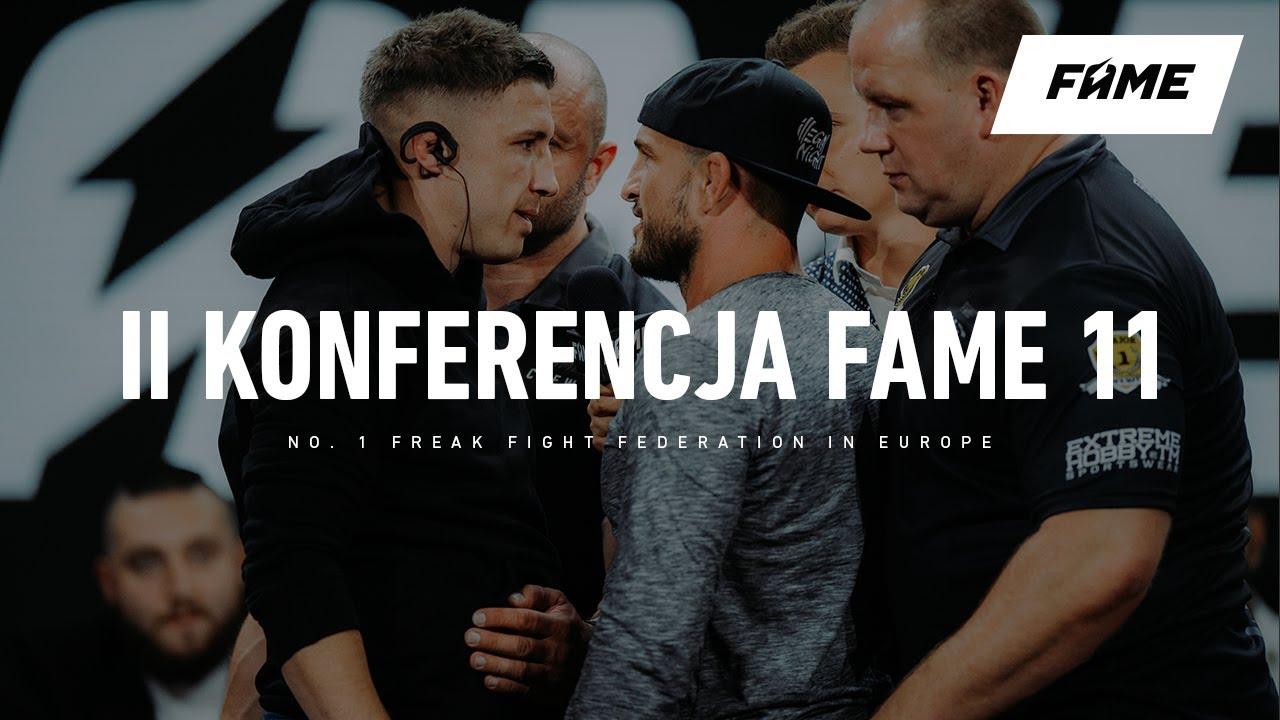 Download FAME 11: II Konferencja (Mańkowski, Parke, Wardęga, Dubiel i inni)