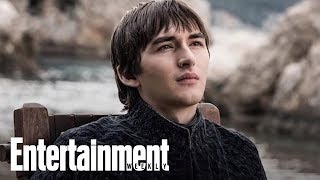 Game Of Thrones' Isaac Hempstead-Wright On The Show's Ending | News Flash | Entertainment Weekly