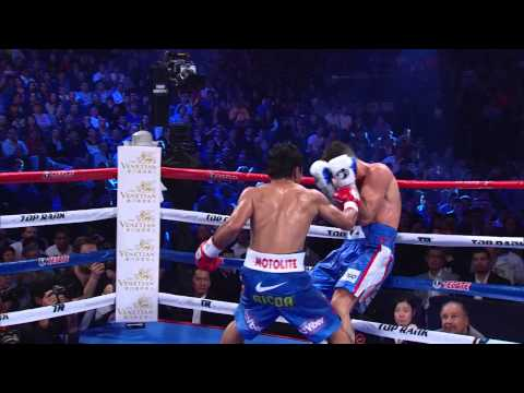 Fighter of the Year: Manny Pacquiao