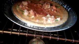 Crabmeat And Asparagus Quiche With Mikey's Original Old West Trail Dust