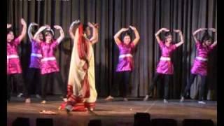 Bor ashbe ekhuni- choreographed by Rumeli