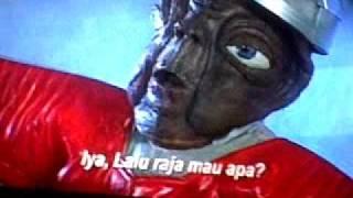 UFO:Percakapan alien zeto di sinetron ufo di indosiar