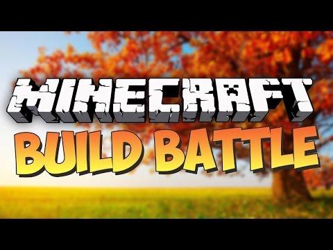 Build Battle с друзьями! #1