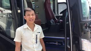 Giới thiệu XE KHÁCH GIƯỜNG NẰM 34 PHÒNG VIP, XE 32 PHÒNG VIP MOBIHOME THACO- Mới nhất!