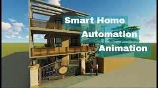 Home Automation Startup Proposal Animation | Business Startup ideas