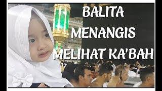 Balita Menangis Melihat Ka Bah Pak Prabowo Dan Jokowi Di Do Akan Aishwa Di Tanah Suci MP3