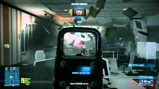 Battlefield 3 - Трейлер DLC Close Quarters E3 2012