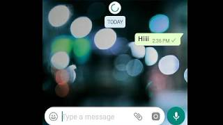 The most heartouching chatting of boy and girl, that will make you cry :(