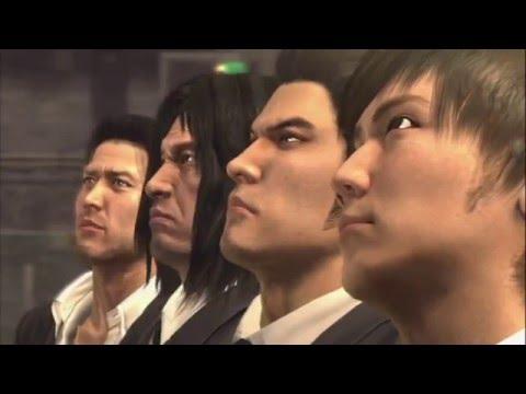 Yakuza 4 ps3 Intro