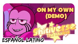 Gambar cover On My Own (Demo) || Shitiverse: The Musical - Workshop [Cover Español Latino]