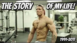 FREEZMA – FULL PHYSIQUE TIMELINE VIDEO | THE STORY OF MY LIFE! (1991-2017)