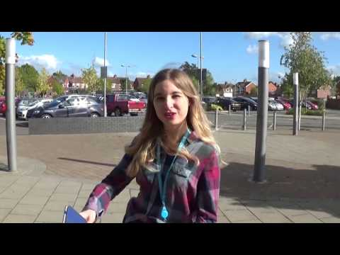 Lydia's Tour of South Cheshire College
