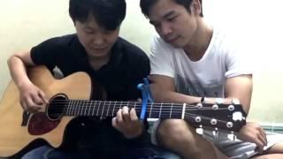 [Mitxi Tòng] Bước Chân Lẻ Loi  guitar solo
