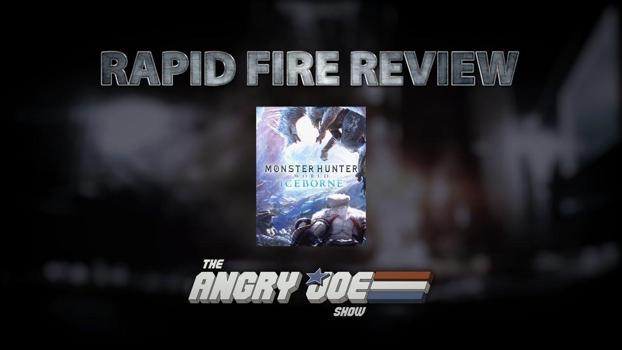 Monster Hunter World: Iceborne Rapid Fire Review thumbnail
