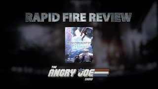 Monster Hunter World: Iceborne Rapid Fire Review (Video Game Video Review)