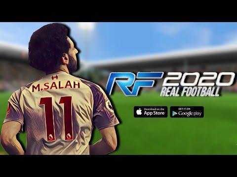 SAIU!! Real Football 2020 Como Instalar (Tutorial) + Dowloand