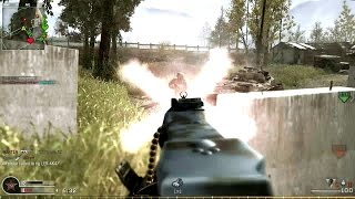 Call of Duty 4: Modern Warfare [Overgrown Map] - Sabotage - PC Online Multiplayer