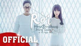 Hằng Bingboong - Rời ft. Trung Quân Idol (Official MV)