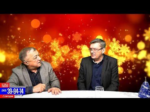 """В эфире: директор театра """"Ангажемент"""" Леонид Окунев"""