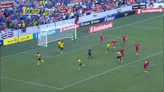 Jamaica 1-0 Canadá (Copa de Oro - USA 2015) Grupo B