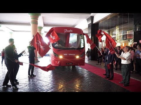 Hop on board the Danfoss Drives Southeast Asia Energy Efficiency Tour