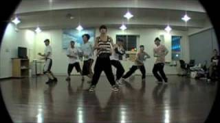 Rehearsal of MAXIMUM -TVXQ (東方神起 ) by Official Choreographer, R...