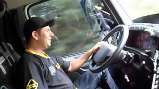 DJ Wagner nos comandos do FH 540 do Magnata