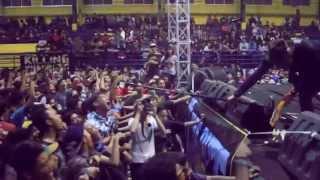 Hidden Message - Rasa Ini Takkan Pernah Mati (Live at GOR Pajajaran Bogor)