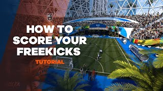 How To Score Almost Any Free Kick In FIFA 21 | TG Tutorials