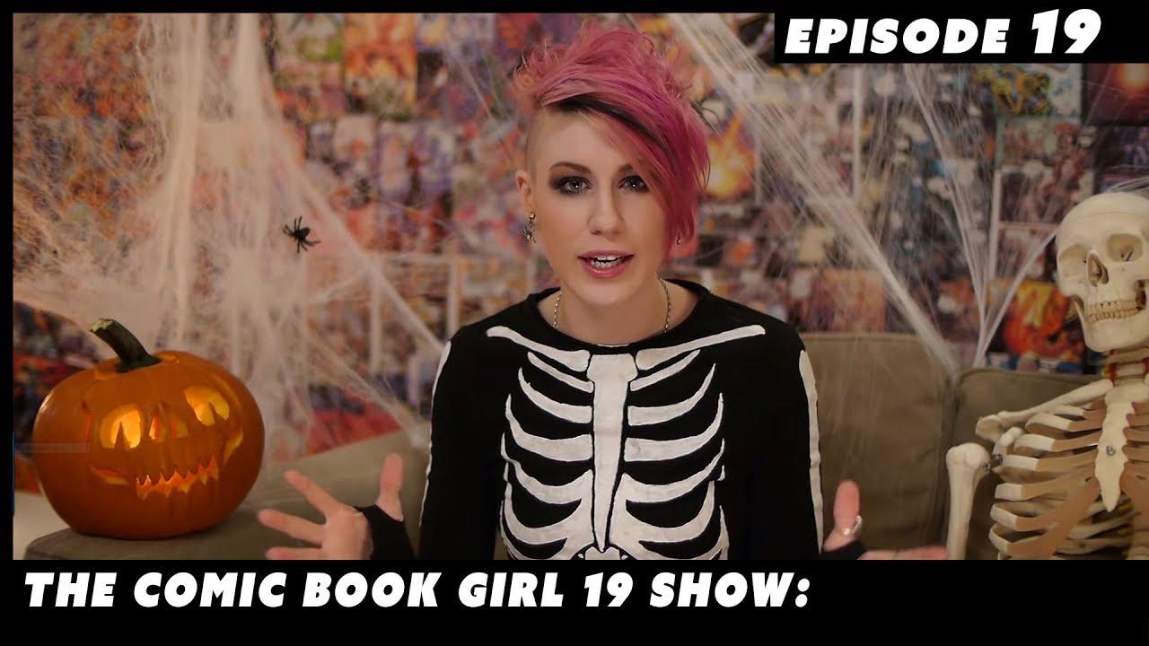 Comic Book Girl 19 Nude Photos 89