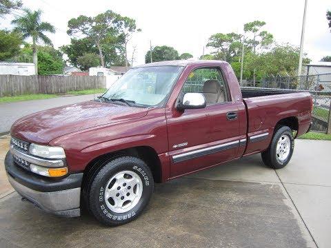 SOLD 2002 Chevrolet Silverado LS Regular Cab 2WD Meticulous Motors Inc Florida For Sale