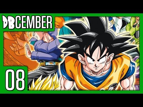 Top 24 Dragon Ball Video Games | 8 | DBCember 2017 | Team Four Star