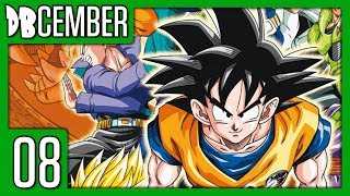 Top 24 Dragon Ball Video Games | 8 | DBCember 2017 | Team Four Star