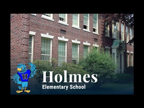 Holmes School Misses You!