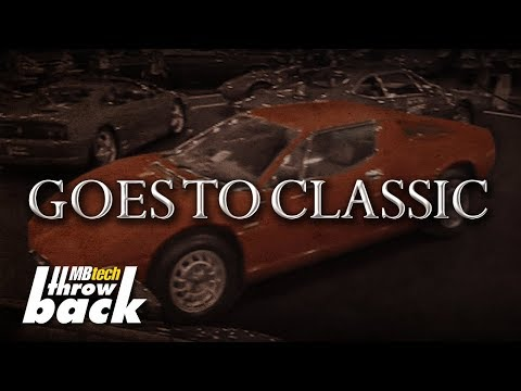 MBtech Goes to Classic