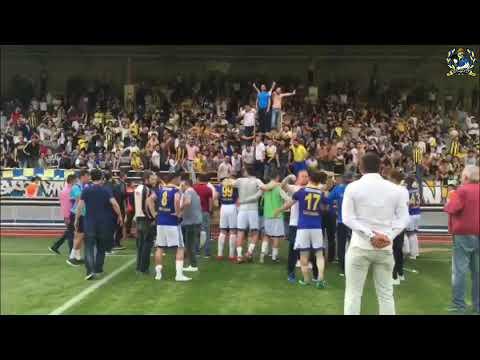 2.Lig Kırmızı Grup 31.Hafta   Bucaspor'umuz 1-0 Afyonspor Maçı   Maraton Galibiyet Sevinci
