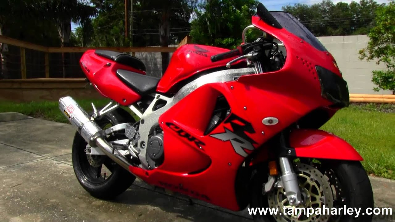 Used Honda Motorcycles for sale CBR900RR Sport bike for sale on