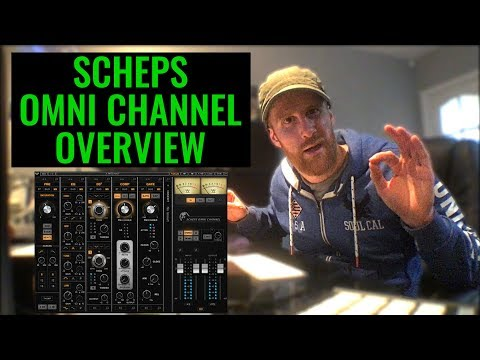 Waves Scheps Omni Channel - Overview &...