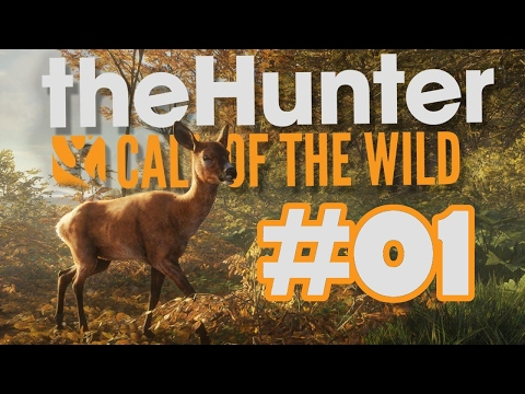 |GER|Let´s Play The Hunter - Calling of the Wild #01 so ein Fuchs
