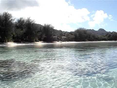 Tupe's Beach House Rarotonga Cook Islands